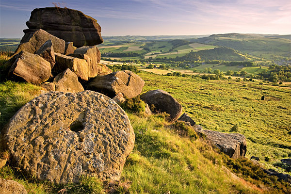 - The Peak District