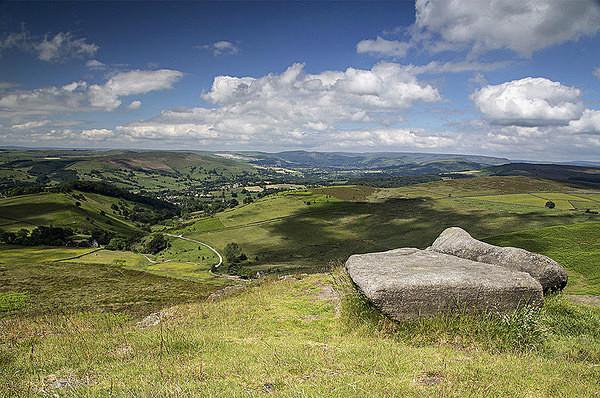 - The Peak District