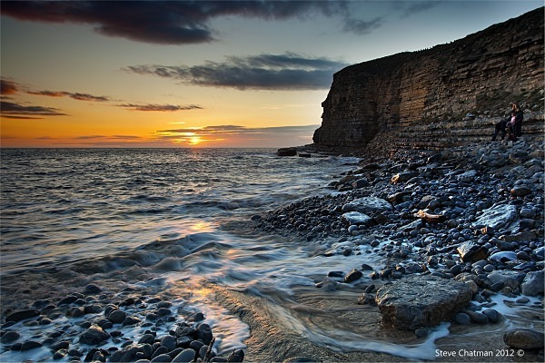 Dunraven Bay - The Glamorgan Heritage Coast