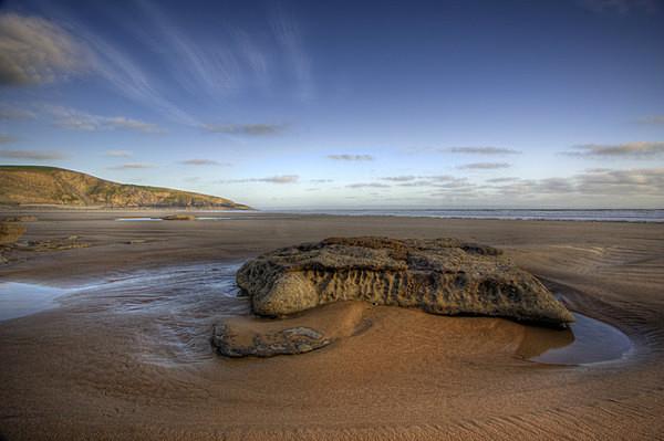 The Rock, Dunraven - The Glamorgan Heritage Coast