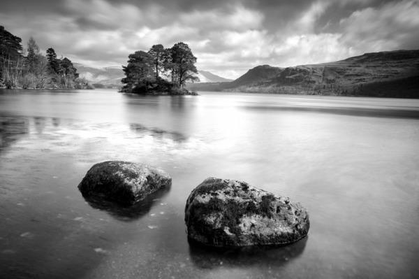 Derwent Water mono - The Lake District