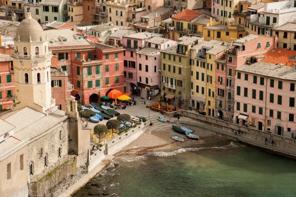 - The Cinque Terre
