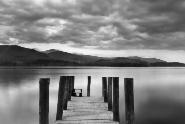 Ashness Jetty - 2 - The Lake District
