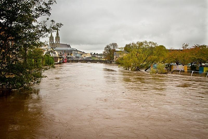 Bridge Street Bridge - October 2011 Floods