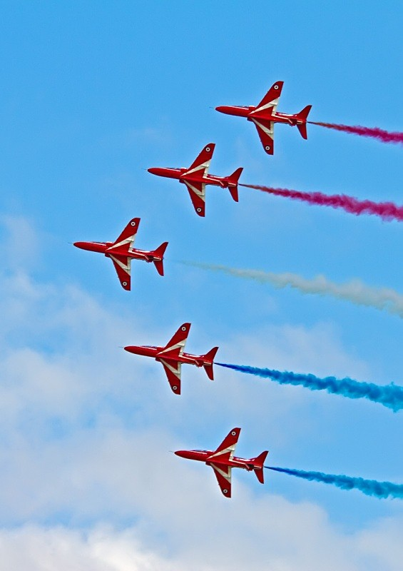 008 - Red Arrows Display