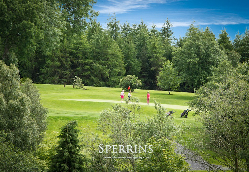 Sperrins (1) - Omagh Golf Course