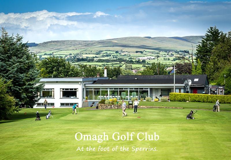 The Club House - Omagh Golf Course