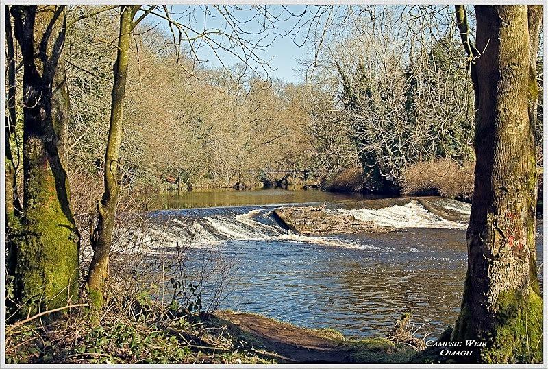 Campsie Weir - Local Scenes