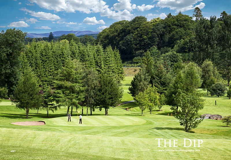 The Dip - Omagh Golf Course