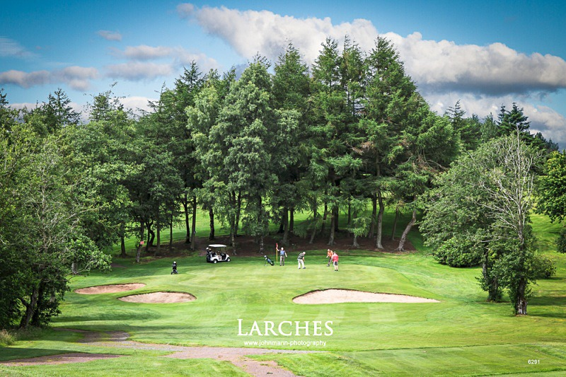 Larches - Omagh Golf Course