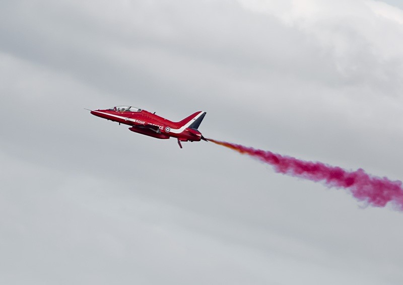 011 - Red Arrows Display