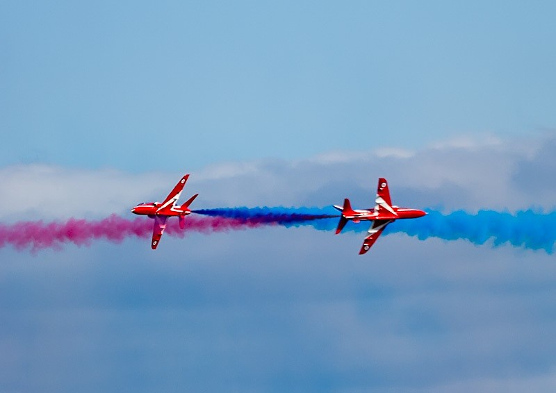 012 - Red Arrows Display