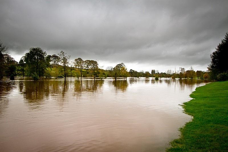 5th Fairway - October 2011 Floods
