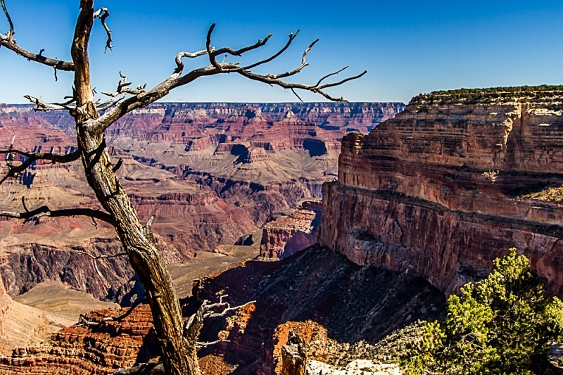 The Grand Canyon, Arizona - Las Vegas