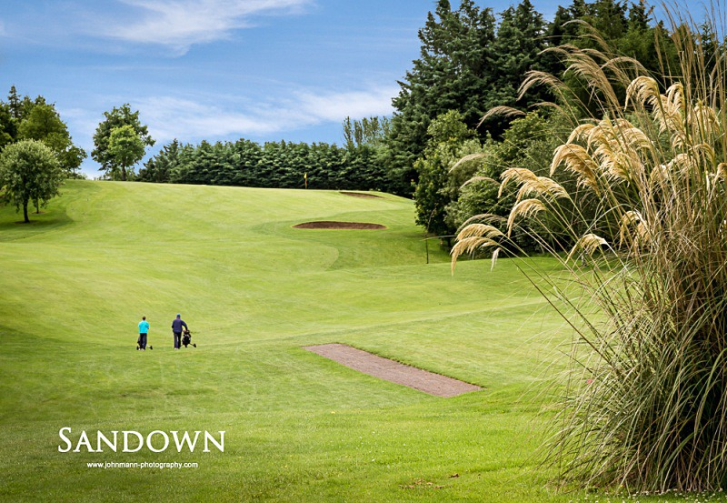 Sandown (1) - Omagh Golf Course