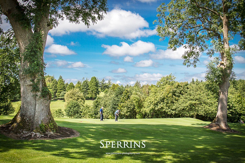Sperrins (2) - Omagh Golf Course