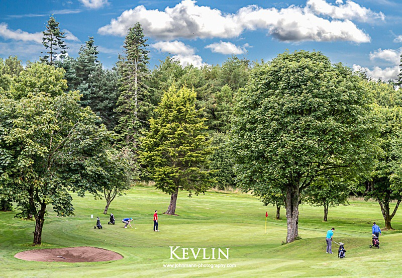 Kevlin - Omagh Golf Course