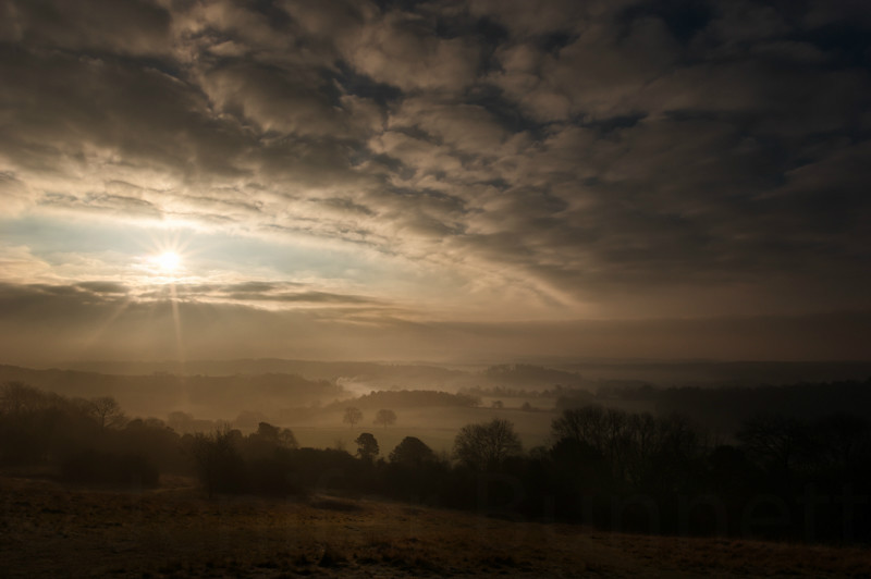 Landscape Photography, Surrey