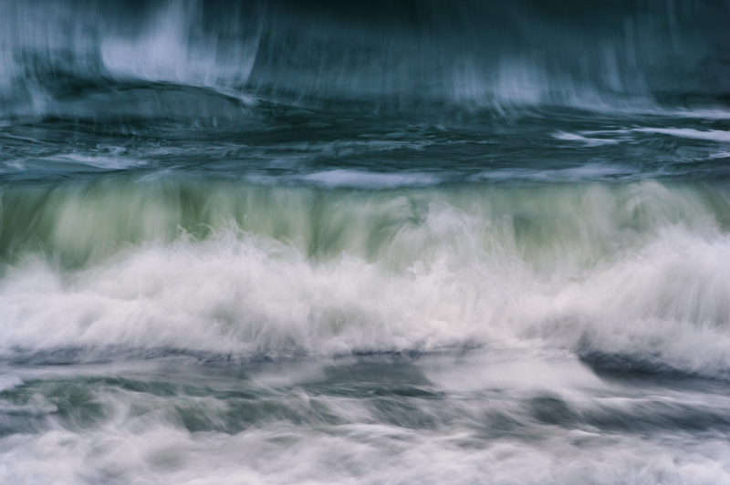 Waves, Isle of Wight
