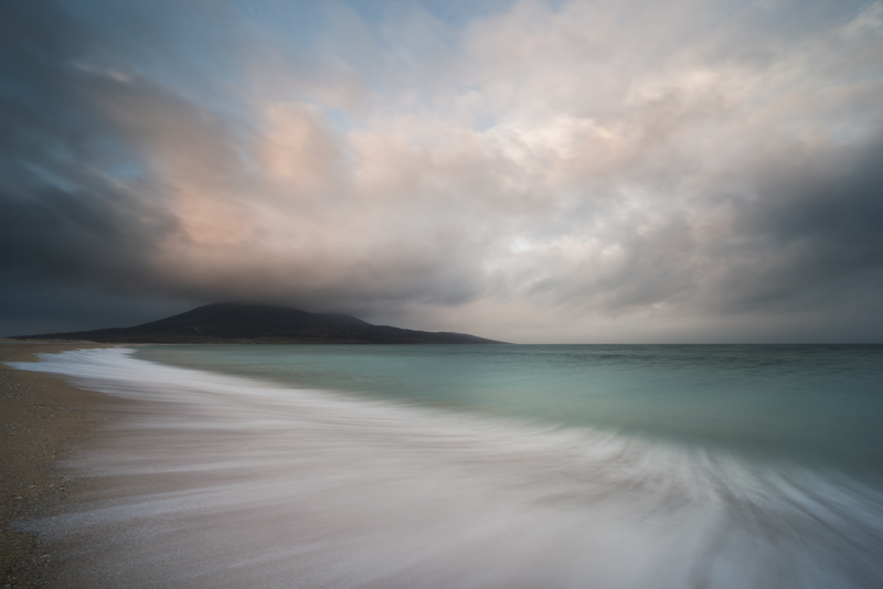 Coastal fine art photography: Harris, Hebrides