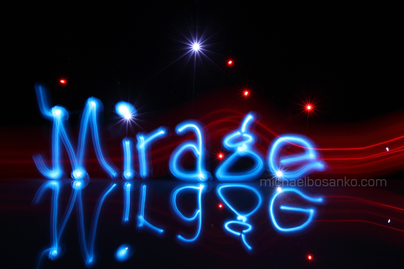 light graffiti, light art, michael bosanko