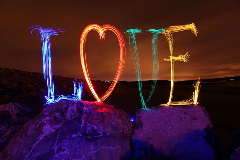 LOVE - Font/Logo