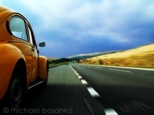Bug at the Beacons - Vehicles