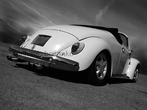 Cabrio Bug - Vehicles