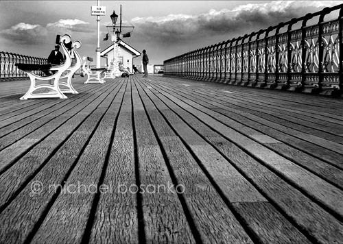 Penarth Pier - United Kingdom