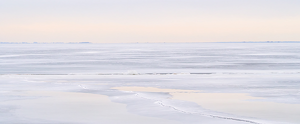 MARCH ICE - INNER BAY, LONG POINT - PHOTO STORAGE