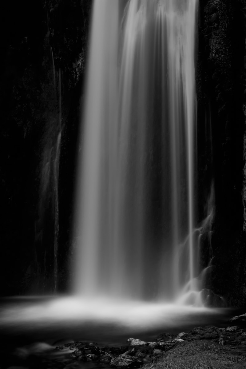 Spearfish Falls I - Fine Art Black and White - Various Locations