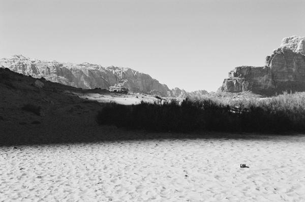 Wadi Rum (Jordan) #2 - Petra