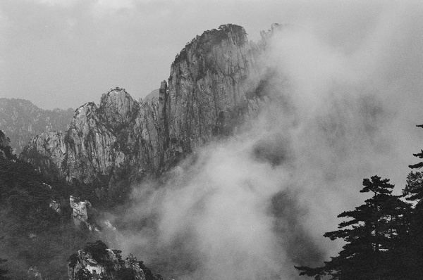 Above the Clouds (Mt Huangshan) #2 - Selected Images