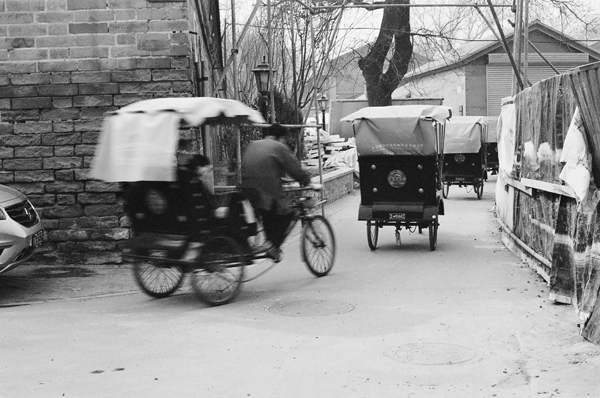 Carriages (Beijing Hutong) - Selected Images