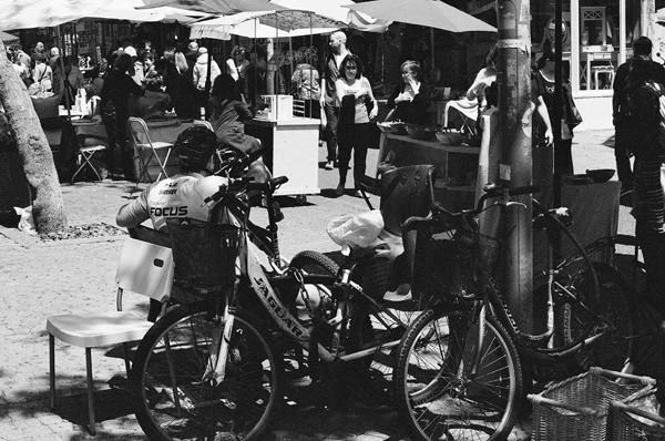 Street Fair (Tel Aviv) - People