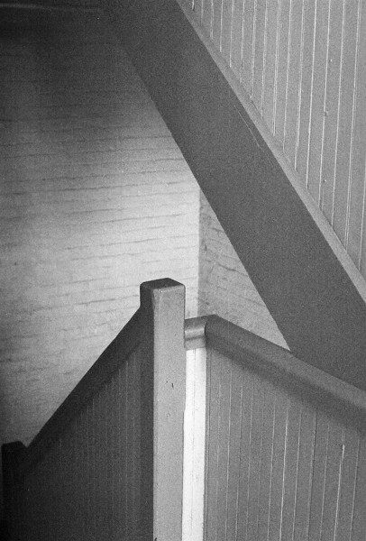 Staircase (NYC) #1 - Interiors