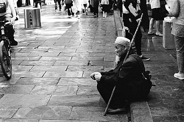 Waiting (Beiyuanmen Muslim Market) - Selected Images