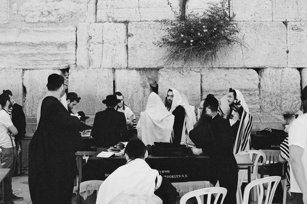 Kotel (Jerusalem 2014) #2 - People