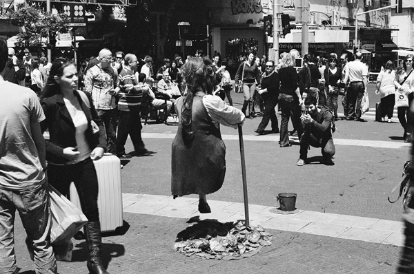 Levitation (Tel Aviv) - People