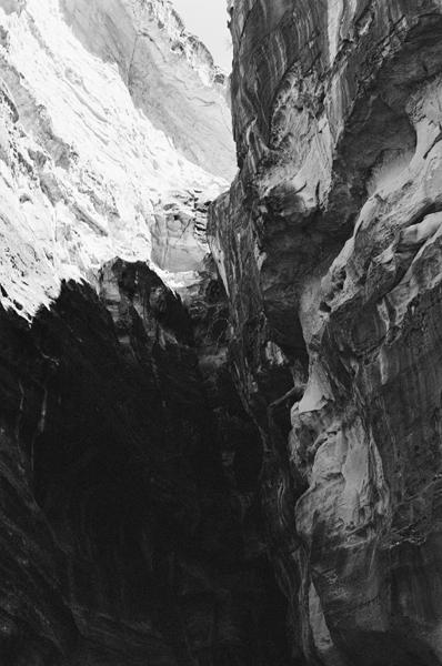 Rock Formatin (Petra) #2 - Petra
