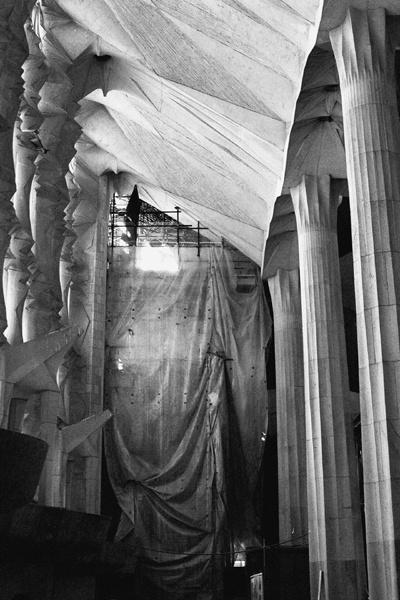 Sagrada Familia (Barcelona) #2 - Interiors