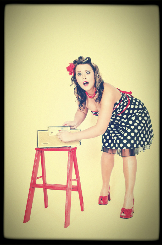 - CHERRY PIE PINUPS