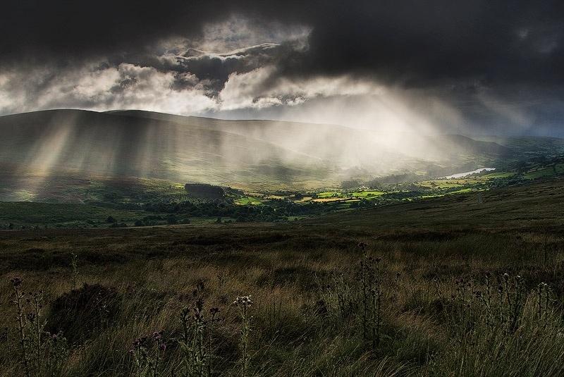 Dublin Mountains - Landscape Ireland