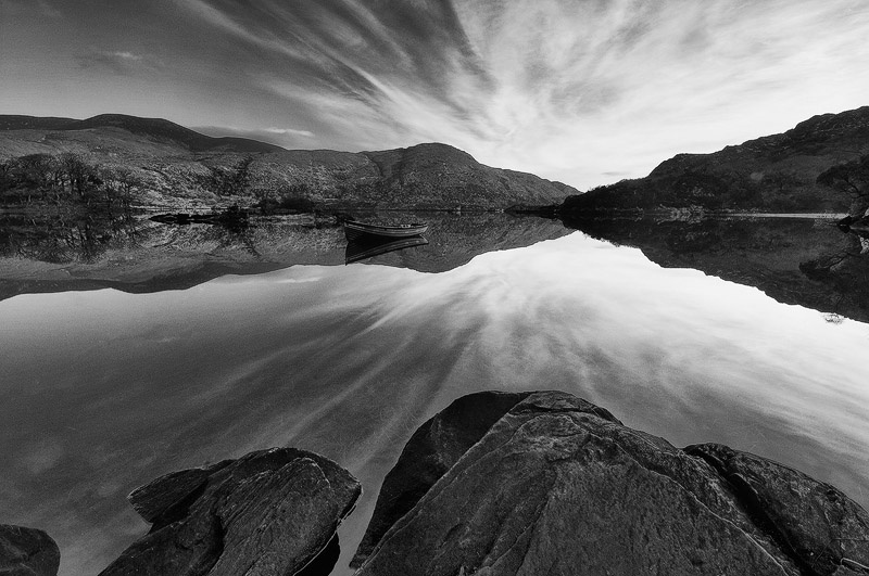 Killarney - Black and White