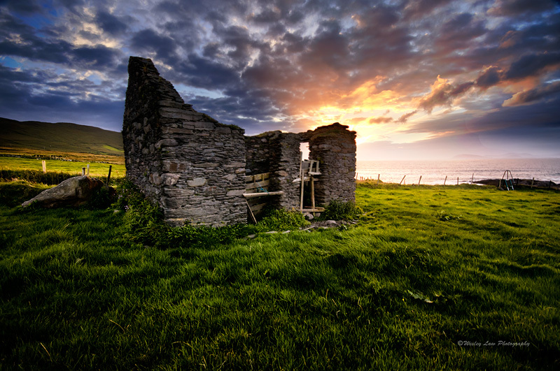Allihies - Landscape Ireland