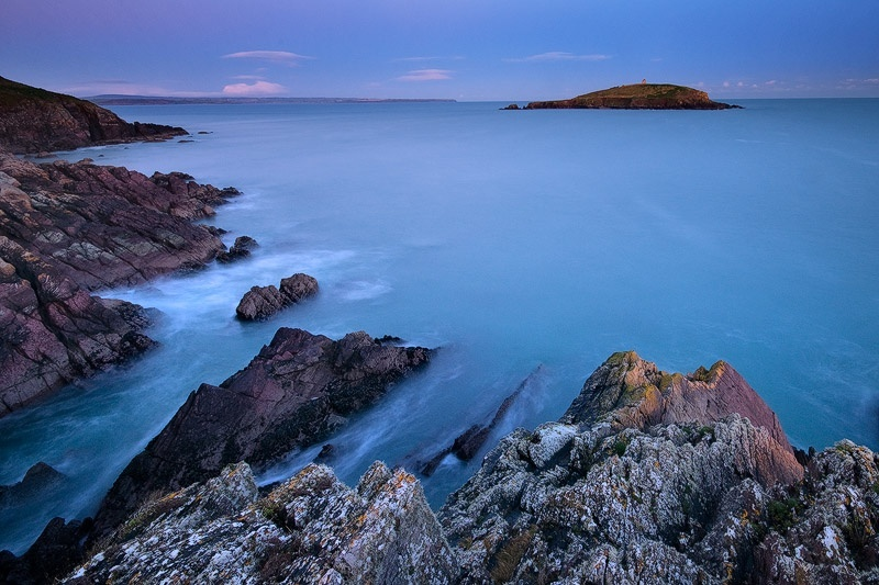 Knockadoon - Seascapes Ireland
