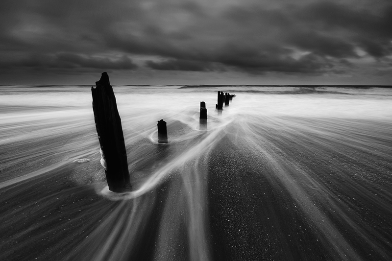 Youghal - Black and White