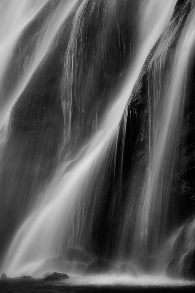 Powerscourt Waterfall - Vertical Format