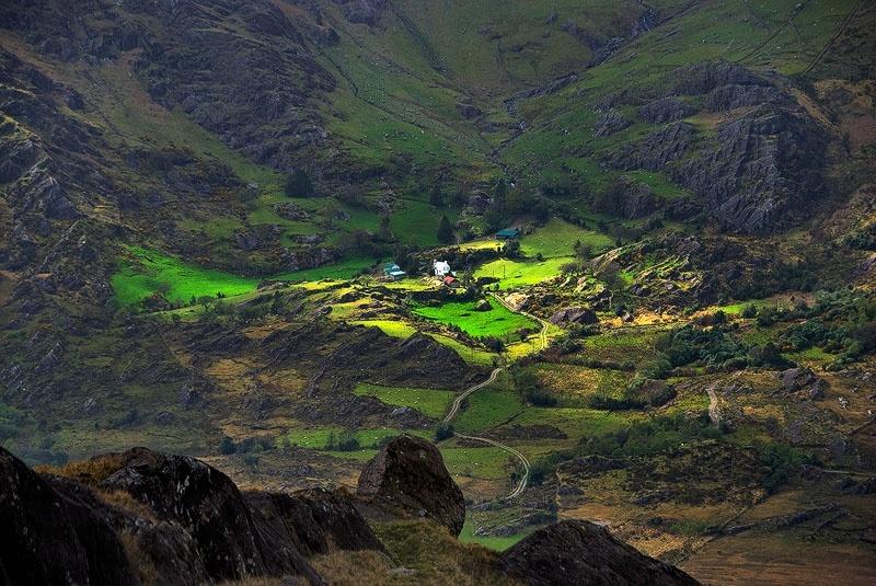 Healy Pass - Landscape Ireland