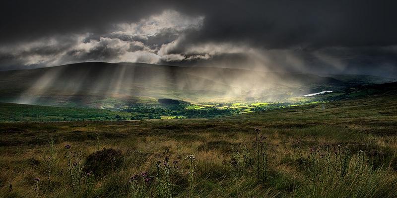 Dublin Mountains2 - Wide Format